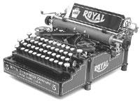 sears typewriter serial number lookup