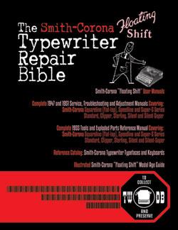 smith corona typewriter instruction manual