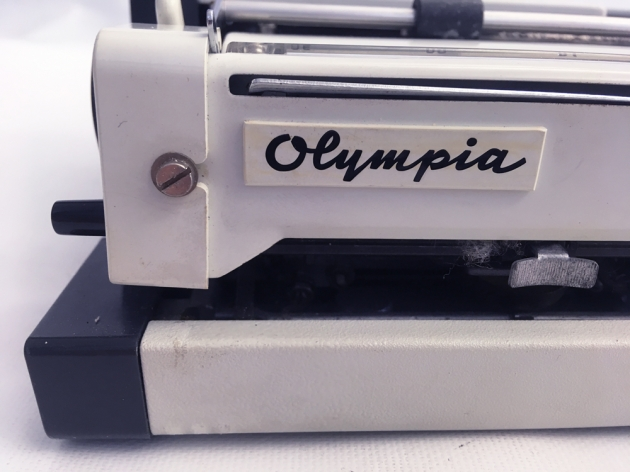 """Olympia """"Traveller de Luxe"""" another detail..."""