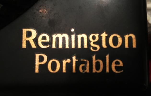 Remington Portable logo...