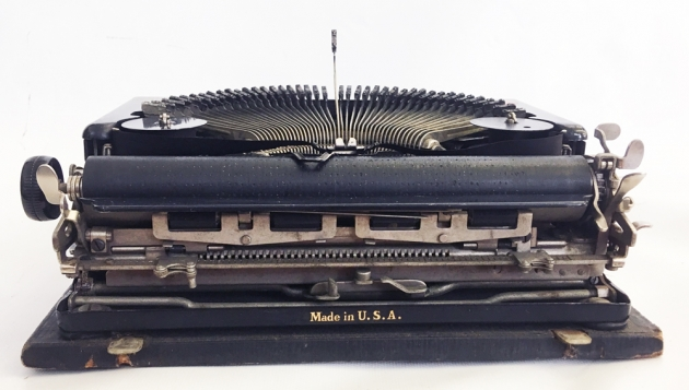 """Remington """"Portable """" from the back..."""
