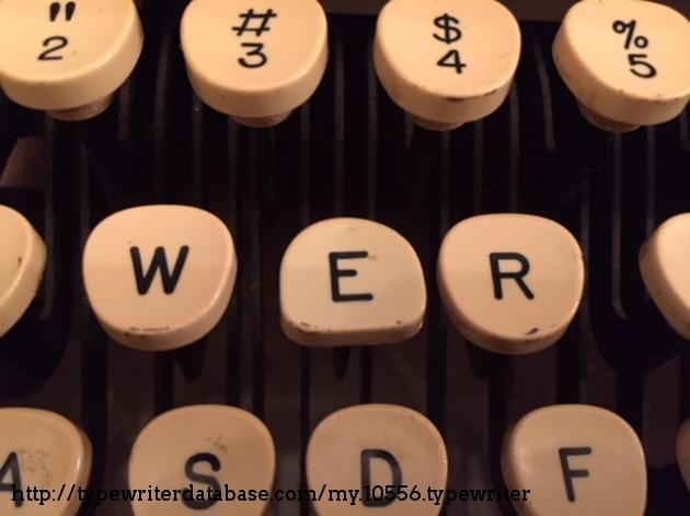"""Wrong """"E"""" Key"""