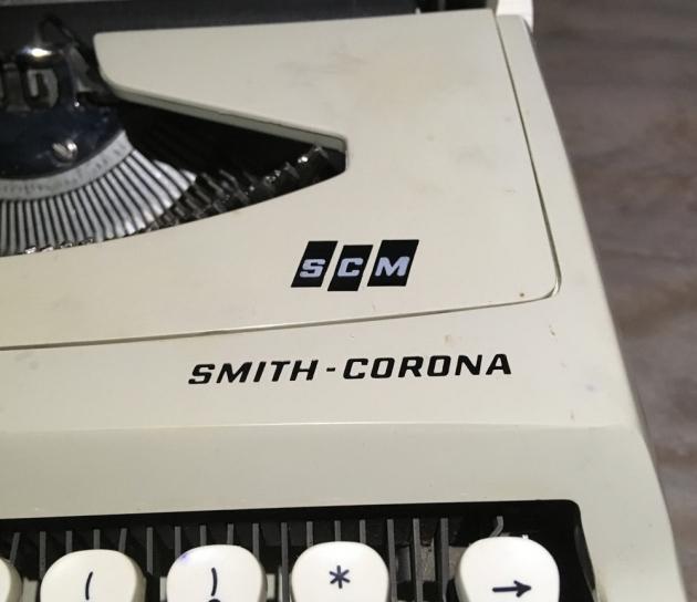 """Smith-Corona """"Profile"""" logo..."""