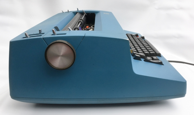 IBM Selectric ll from the left...