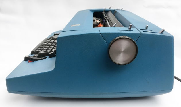 IBM Selectric ll from the right...