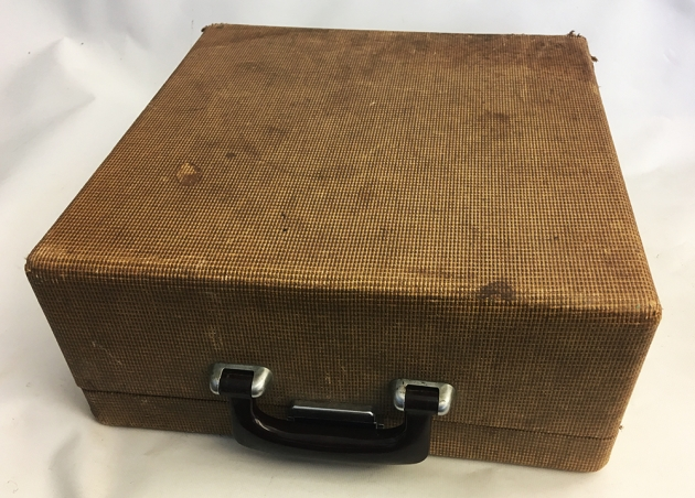 """Smith-Corona """"Sterling"""" wooden case..."""