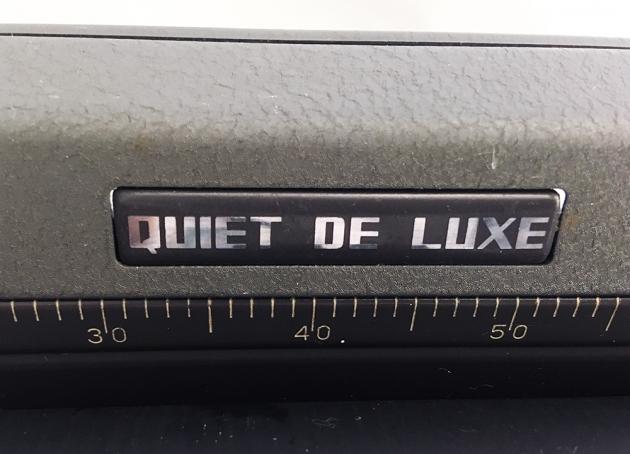 "Royal ""Quiet De Luxe"" location of name."