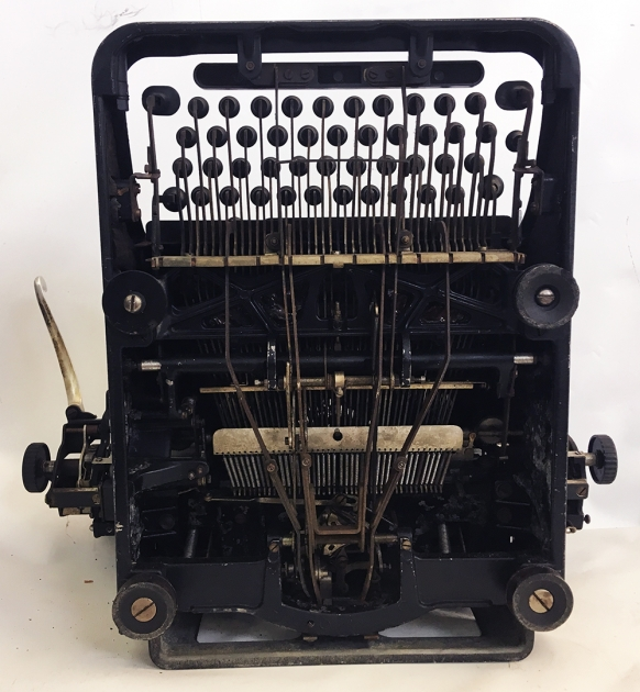Underwood (Remington) Noiseless from the bottom...