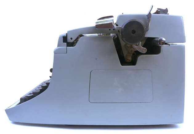 """Underwood """"touch-master 5"""" from the right side..."""