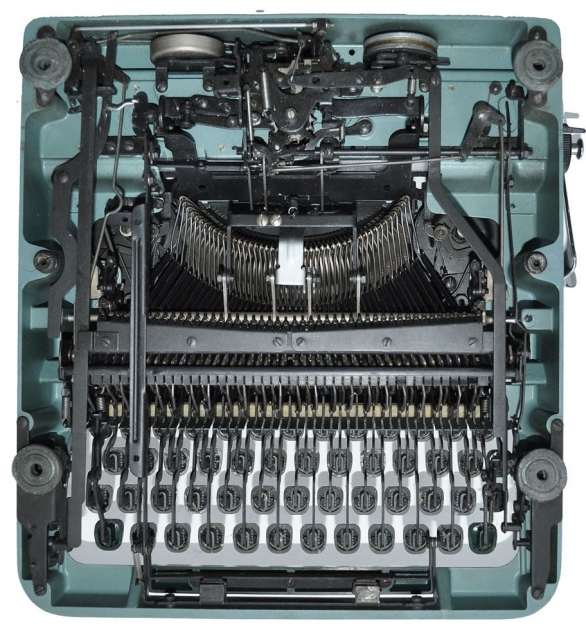 imperial typewriter model 50 manual