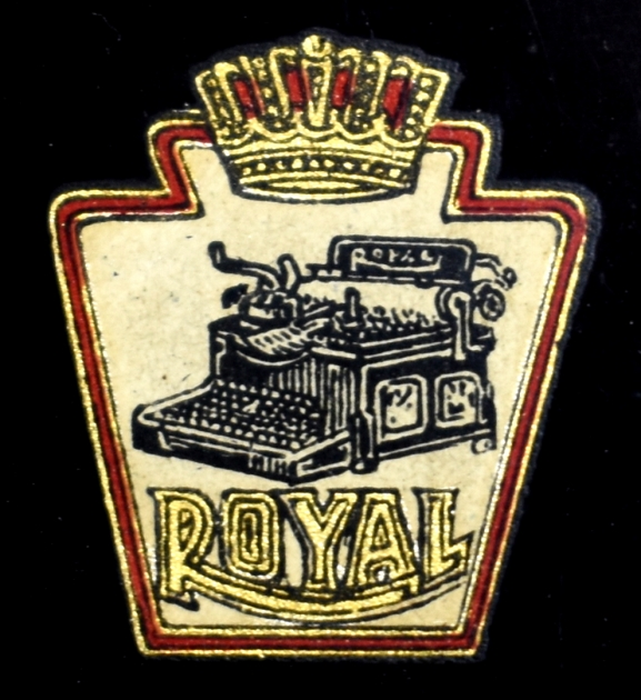 The Royal 10 Logo Decal