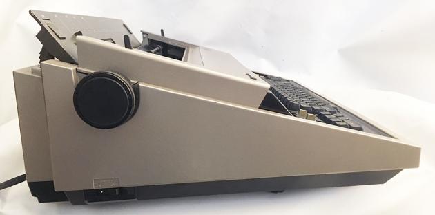 "Panasonic ""KX-E708"" from the left side..."
