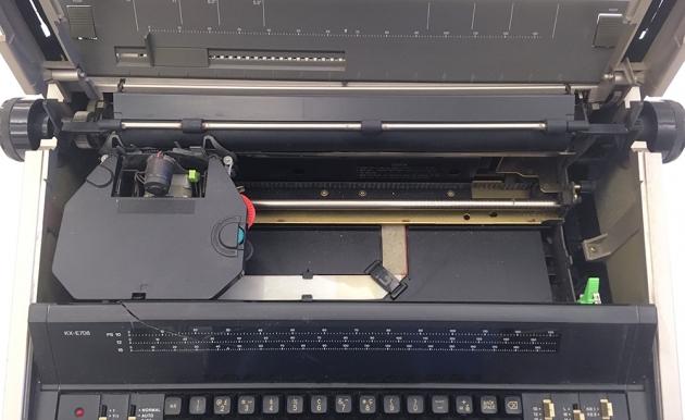 "Panasonic ""KX-E708"" from under the hood..."