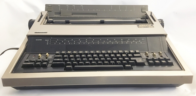 """Panasonic """"KX-E708"""" from the front..."""