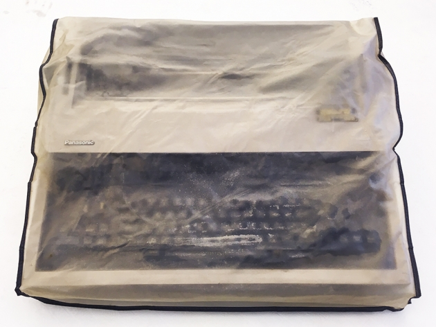 """Panasonic """"KX-E708""""dust cover (no case for this model)..."""