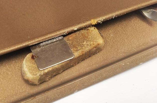 """Triumph """"Kwik-Riter"""" from the handy little eraser holder..."""