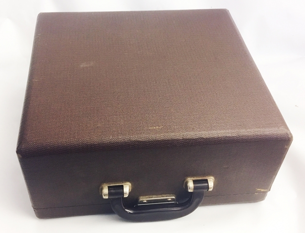 "Remington ""Travel-Riter"" storage/travel case..."