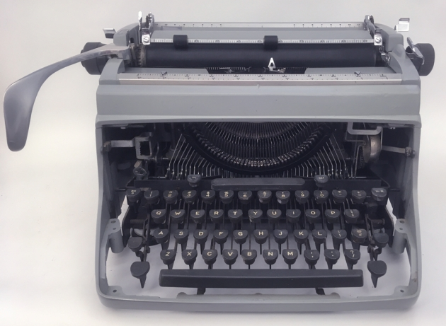 "Underwood ""Five"" from the ""open"" front..."