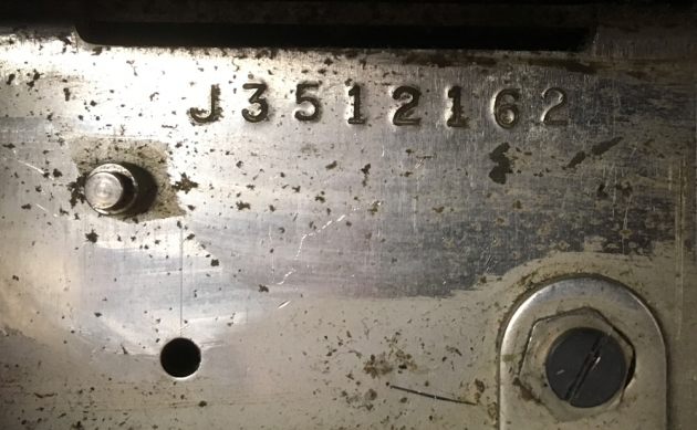 "Remington ""Standard"" serial number location..."