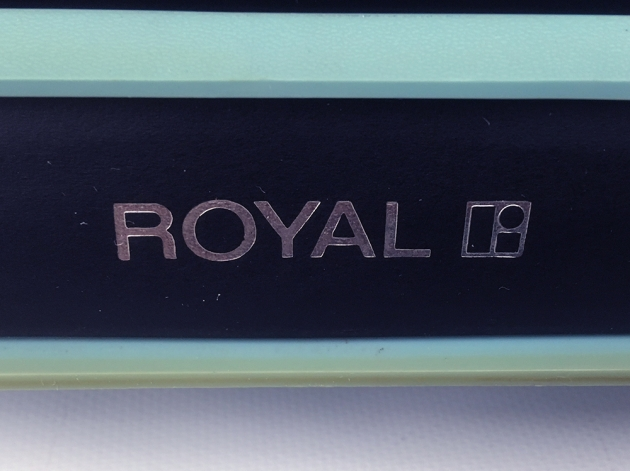 "Royal ""Saturn"" (SP-8 000) from the front logo ..."