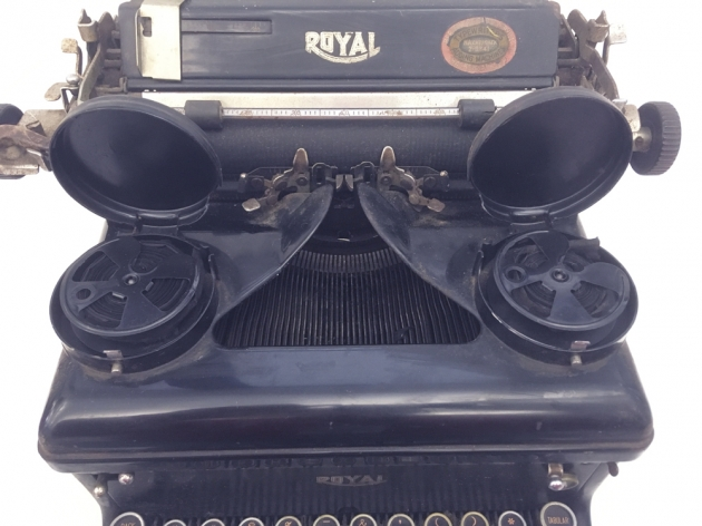 """Royal """"KHM"""" from under the hood..."""