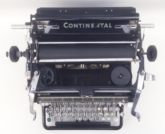 """Continental """"Standard (A?)"""" from the top..."""