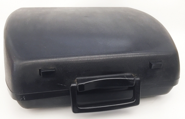"""Sears """"Electric 1"""" travel case..."""