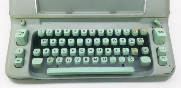"Hermes ""Ambassador"" from the keyboard..."