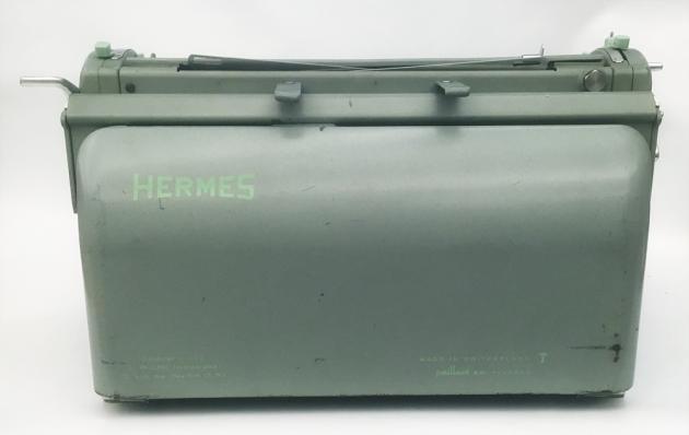 """Hermes """"Ambassador"""" from the back..."""