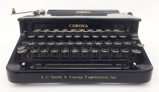 "Corona ""Standard"" from the front..."