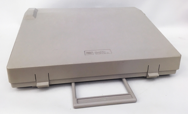 """Smith Corona """"XL 2500"""" snap on cover to create the travel case,,,"""