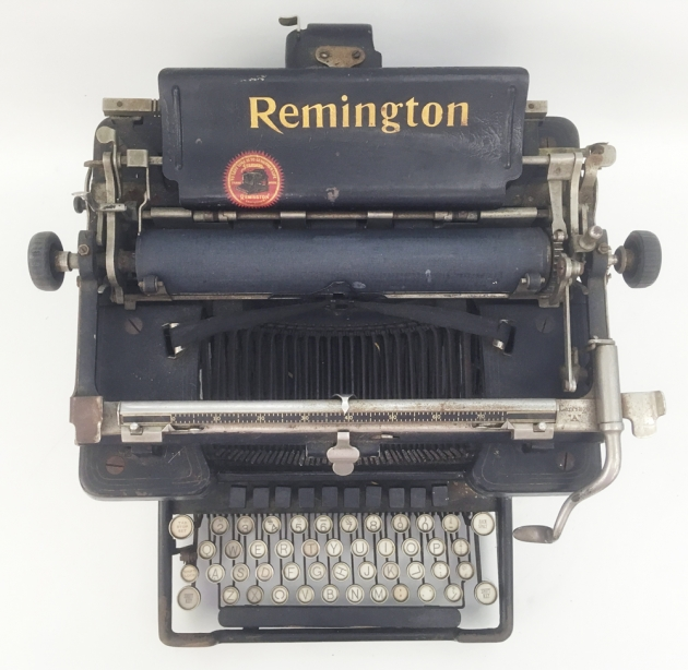 "Remington ""11"" from the top..."