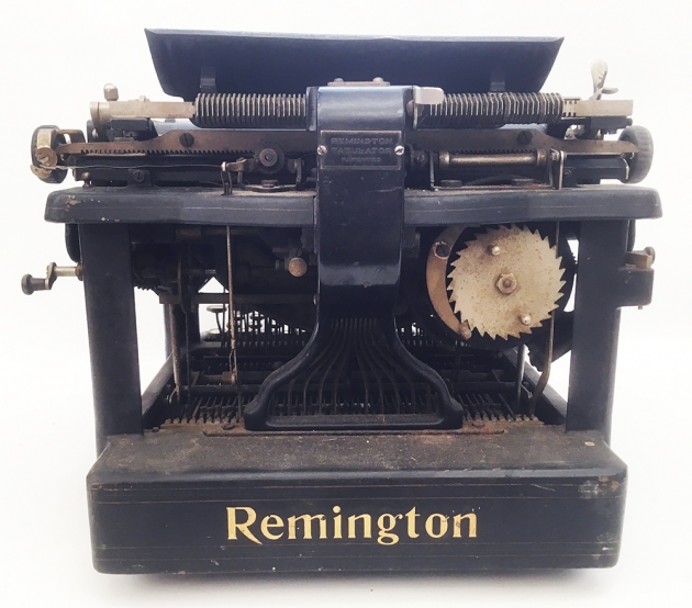 "Remington ""11"" from the back..."