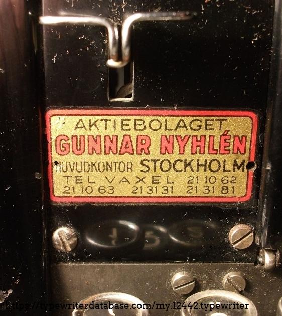 Her swedisch ID-Card