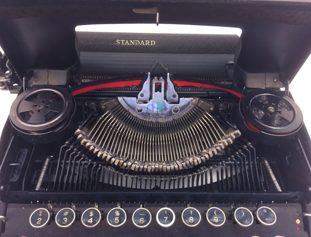 "Corona ""Standard"" from under the hood..."