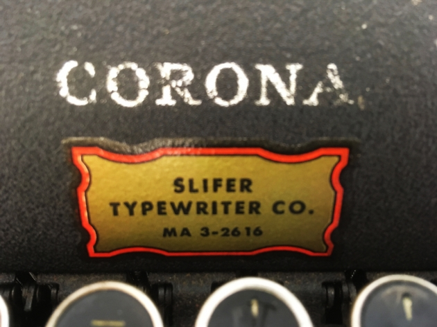 """Corona """"Standard"""" from the logo on the front..."""
