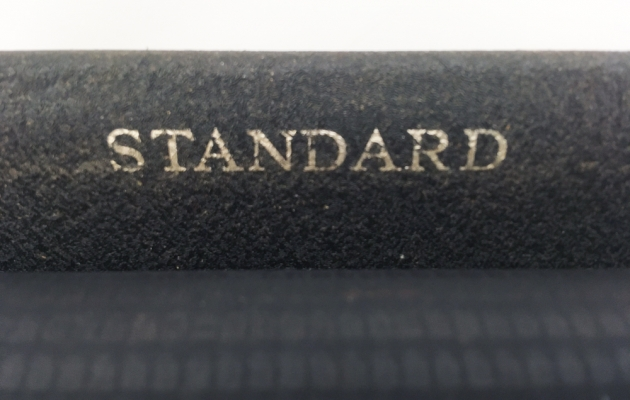 """Corona """"Standard"""" from the logo on the top..."""
