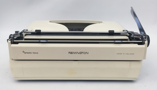 """Remington """"Ten-Forty"""" from the back..."""