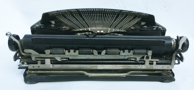 """Monarch (Remington) """"Pioneer"""" from the back..."""