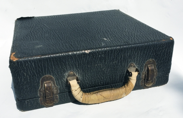 """Monarch (Remington) """"Pioneer"""" cover/carry case..."""