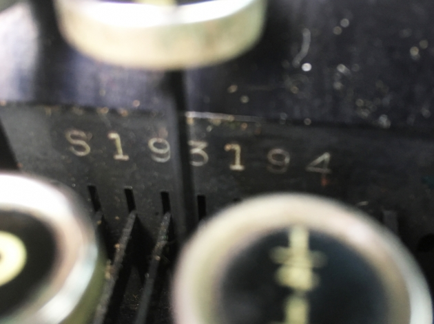 "Remington ""Junior"" serial number location..."