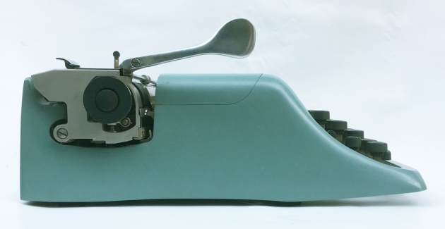 "Olivetti-Underwood ""Studio 44""  from the left side..."