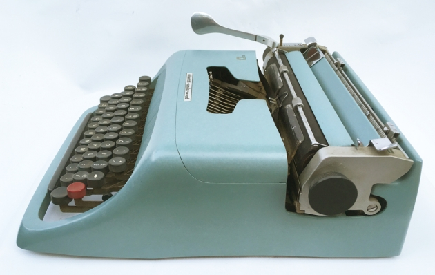 "Olivetti-Underwood ""Studio 44""  from the right side..."