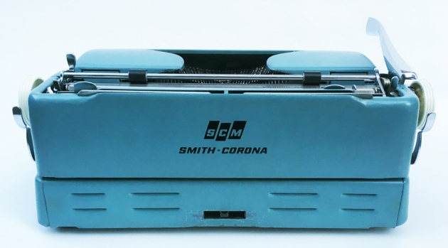 "Smith Corona ""Sterling""  from the back..."