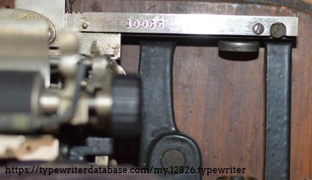 Serial number 19966