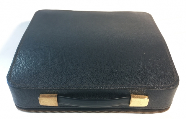 "Olympia ""SF De Luxe"" pristine travel case/cover ..."