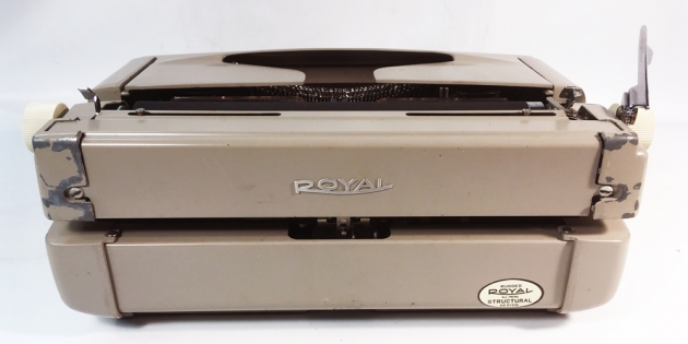 """Royal """"890"""" from the back..."""