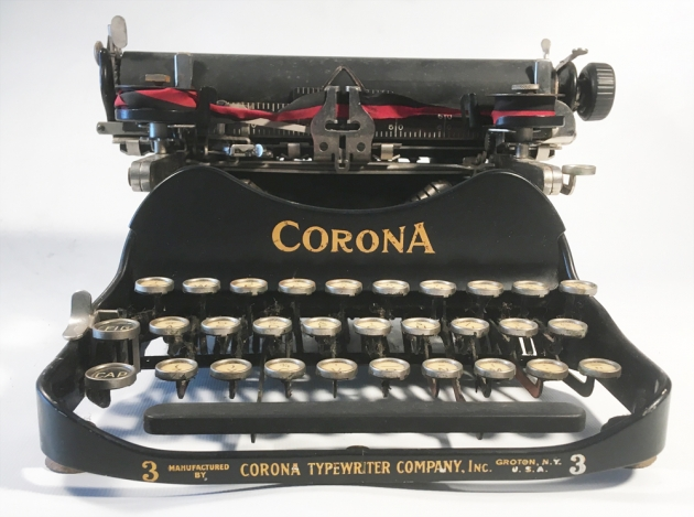 """Corona """"3"""" from the front..."""