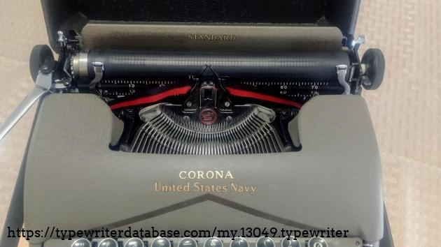 Upper front key slugs