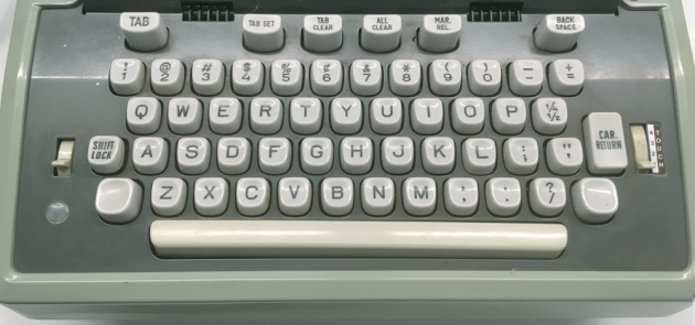 """Hermes """"10"""" from the keyboard..."""